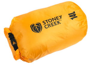 STONEY CREEK DRY BAG 14L BLAZE ORANGE -  - Mansfield Hunting & Fishing - Products to prepare for Corona Virus