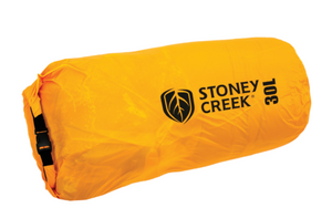 STONEY CREEK DRY BAG ORANGE 30L -  - Mansfield Hunting & Fishing - Products to prepare for Corona Virus