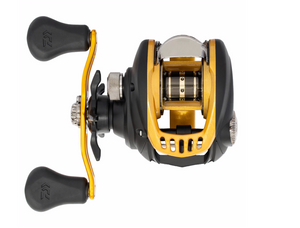 DAIWA AIRD 100HDA BAITCASTER REEL -  - Mansfield Hunting & Fishing - Products to prepare for Corona Virus
