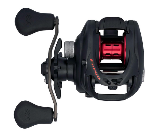 DAIWA FUEGO CT 100HL -  - Mansfield Hunting & Fishing - Products to prepare for Corona Virus
