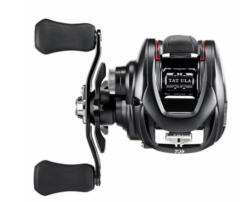 DAIWA TATULA 100H -  - Mansfield Hunting & Fishing - Products to prepare for Corona Virus