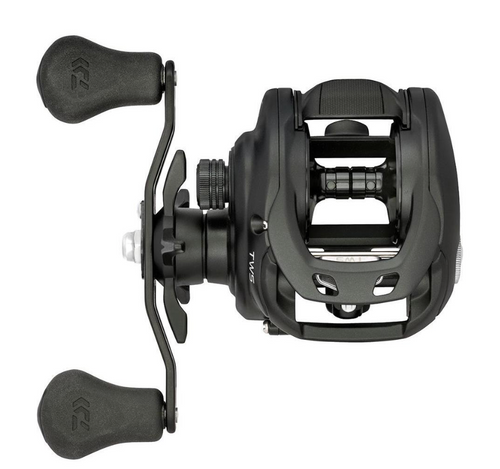 DAIWA TATULA HD 200H LTD BAITCASTER REEL -  - Mansfield Hunting & Fishing - Products to prepare for Corona Virus