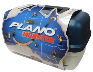PLANO 6102 MONSTER 300 PIECE TACKLE BOX -  - Mansfield Hunting & Fishing - Products to prepare for Corona Virus