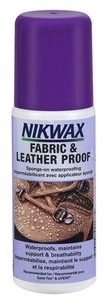 NIKWAX FABRIC & LEATHER PROOF -  - Mansfield Hunting & Fishing - Products to prepare for Corona Virus