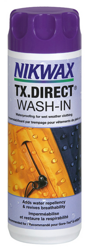 NIKWAX TX. DIRECT WASH IN -  - Mansfield Hunting & Fishing - Products to prepare for Corona Virus