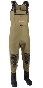 SNOWBEE CLASSIC NEOPRENE CHEST BOOTED WADER -  - Mansfield Hunting & Fishing - Products to prepare for Corona Virus