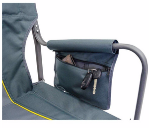 OUTDOOR CONNECTION EXECUTIVE DIRECTORS CHAIR -  - Mansfield Hunting & Fishing - Products to prepare for Corona Virus