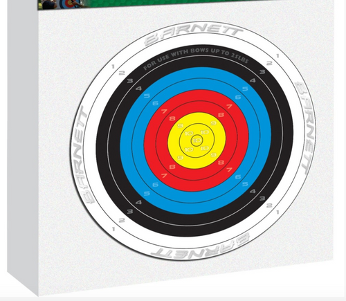 BARNETT JUNIOR FOAM ARCHERY TARGET -  - Mansfield Hunting & Fishing - Products to prepare for Corona Virus