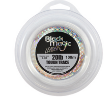 BLACK MAGIC TOUGH TRACE - 20LB - Mansfield Hunting & Fishing - Products to prepare for Corona Virus