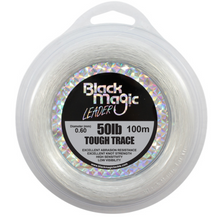 BLACK MAGIC TOUGH TRACE - 50LB - Mansfield Hunting & Fishing - Products to prepare for Corona Virus
