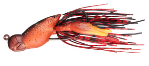 LIVE BAIT CRAWFISH 1.75 INCH 1/2OZ - RED - Mansfield Hunting & Fishing - Products to prepare for Corona Virus