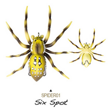 LUNKERHUNT PHANTOM SPIDER - SIX SPOT - Mansfield Hunting & Fishing - Products to prepare for Corona Virus