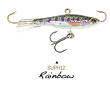 LUNKERHUNT STRAIGHT UP JIG 1/2OZ - VARIOUS COLOURS - 12 - Mansfield Hunting & Fishing - Products to prepare for Corona Virus