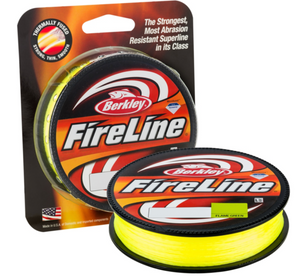 BERKLEY FIRELINE - FLAME GREEN -  - Mansfield Hunting & Fishing - Products to prepare for Corona Virus