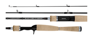 DAIWA BLACK LABEL V2 AIRPORT
