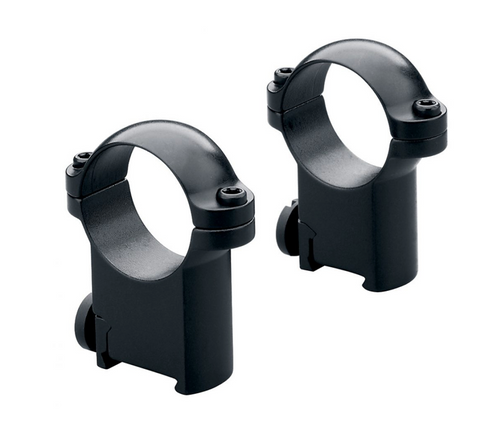 LEUPOLD RINGMOUNT SAKO 30MM HIGH MATTE -  - Mansfield Hunting & Fishing - Products to prepare for Corona Virus