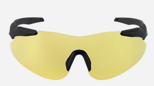 BERETTA SHOOTING GLASSES YELLOW - CLAY TARGET SHOOTING-GLASSES - Mansfield Hunting & Fishing