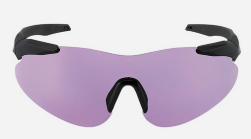 BERETTA SHOOTING GLASSES PURPLE -  - Mansfield Hunting & Fishing - Products to prepare for Corona Virus