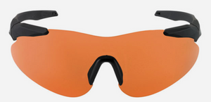 BERETTA SHOOTING GLASSES ORANGE - CLAY TARGET SHOOTING-GLASSES - Mansfield Hunting & Fishing