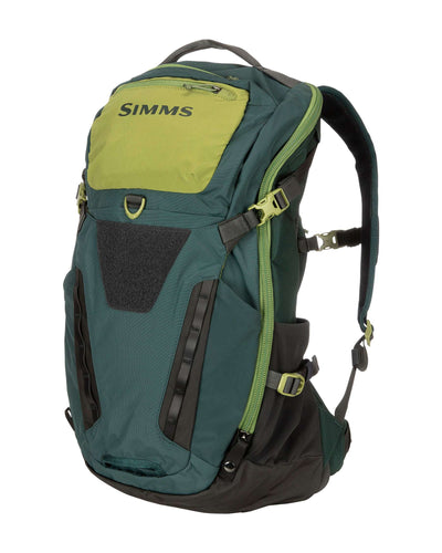 SIMMS FREESTONE BACKPACK - SHADOW GREEN -  - Mansfield Hunting & Fishing - Products to prepare for Corona Virus