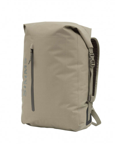 SIMMS DRY CREEK SIMPLE PACK 25L - TAN -  - Mansfield Hunting & Fishing - Products to prepare for Corona Virus