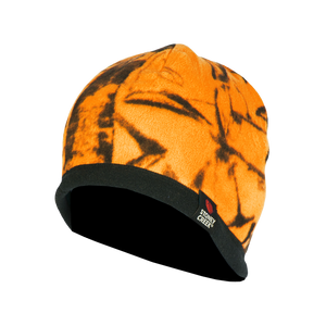 Stoney Creek Micro+ Scull Cap Beanie - Blaze Orange