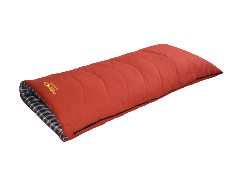 Outdoor Connection Capricorn Sleeping Bag  - Rated To -10 Degrees Celsius