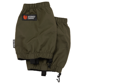 STONEY CREEK KIDS GAITERS BAYLEAF -  - Mansfield Hunting & Fishing - Products to prepare for Corona Virus