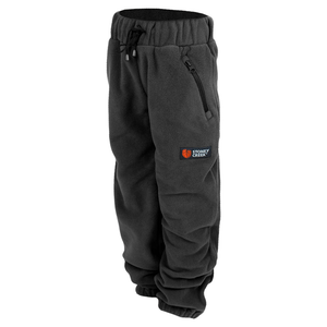 STONEY CREEK KIDS TRACKSUIT PANTS - BLACK - 2 / BLACK - Mansfield Hunting & Fishing - Products to prepare for Corona Virus