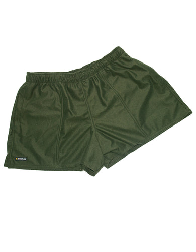 SWAZI POLEY SHORTS - OLIVE OR TUSSOCK - 2XL / OLIVE - Mansfield Hunting & Fishing - Products to prepare for Corona Virus