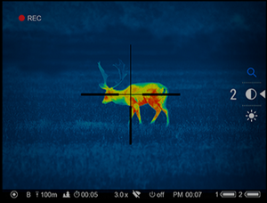 PULSAR THERMION XQ50 RIFLESCOPE -  - Mansfield Hunting & Fishing - Products to prepare for Corona Virus