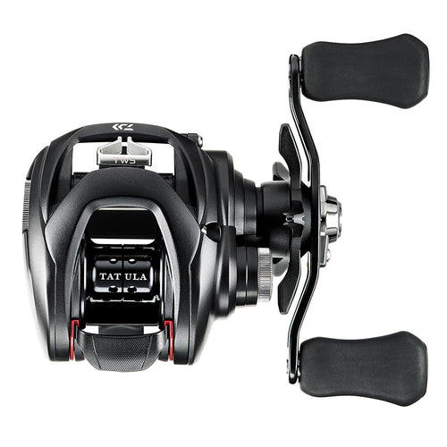 DAIWA TATULA 100HL BAITCASTER -  - Mansfield Hunting & Fishing - Products to prepare for Corona Virus