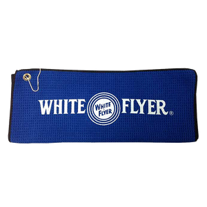 WHITE FLYER SHOOTING TOWEL -  - Mansfield Hunting & Fishing - Products to prepare for Corona Virus