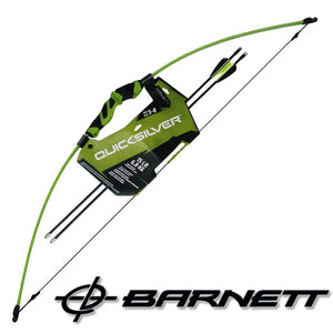 BARNETT QUICKSILVER RECURVE BOW 15LB -  - Mansfield Hunting & Fishing - Products to prepare for Corona Virus