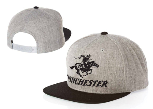 WINCHESTER SNAP BACK CAP PRINT
