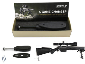 ZP-1 Auto Stabilising Monopod -  - Mansfield Hunting & Fishing - Products to prepare for Corona Virus