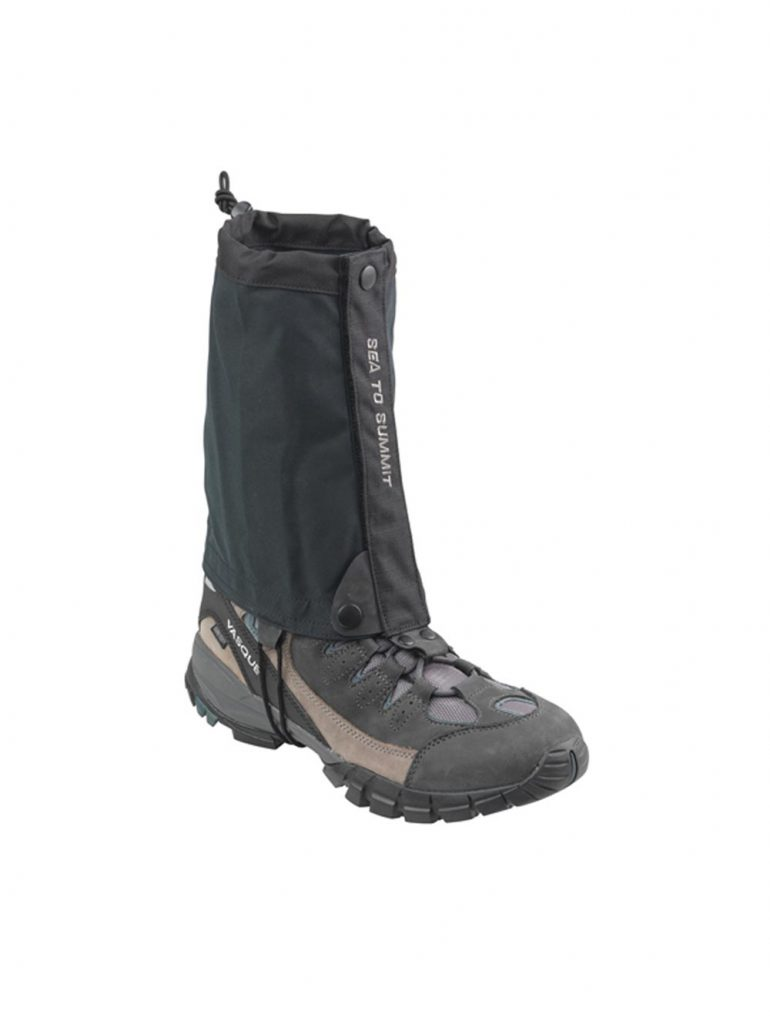 Sea To Summit Spinifex Ankle Gaiters - Canvas -  - Mansfield Hunting & Fishing - Products to prepare for Corona Virus