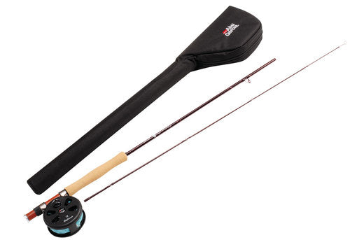 ABU GARCIA FLY FISHING COMBO 86INCH RH 2 PIECE