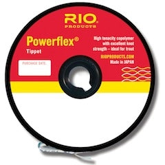 RIO POWERFLEX TIPPET -  - Mansfield Hunting & Fishing - Products to prepare for Corona Virus