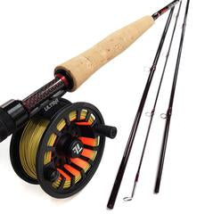 AIRFLO VECTOR 4WT + FLY LAB ULTRA 3/4 REEL PACKAGE -  - Mansfield Hunting & Fishing - Products to prepare for Corona Virus
