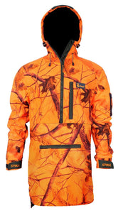 SPIKA Equip Anorak Blaze Orange - H-102
