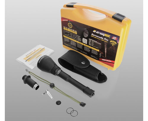 BARRACUDA PRO HUNTERS LIGHT KIT -  - Mansfield Hunting & Fishing - Products to prepare for Corona Virus