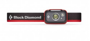 BLACK DIAMOND SPOT 325 LUMENS HEAD TORCH -  - Mansfield Hunting & Fishing - Products to prepare for Corona Virus