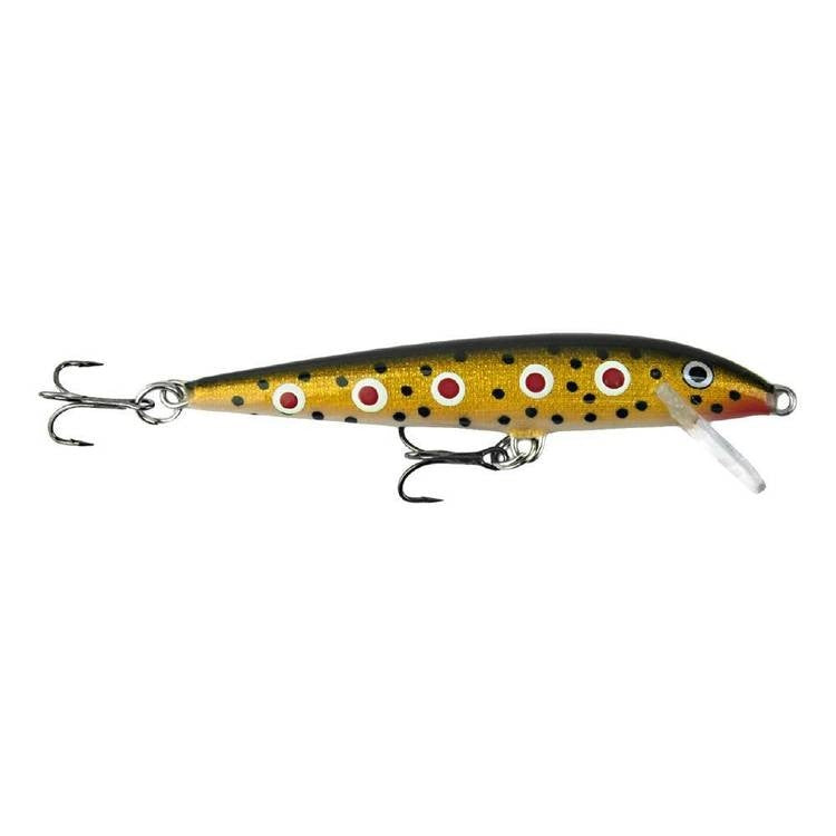 RAPALA ORIGINAL GIANT LURE SPOTTED DOG -  - Mansfield Hunting & Fishing - Products to prepare for Corona Virus
