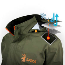 SPIKA Buckland Rain Shield Jacket - H-106