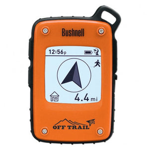 Bushnell Off Trail DL50 GPS (Orange) - GPS - Mansfield Hunting & Fishing