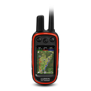 GARMIN ALPHA 100 GPS DOG TRACKING AU - HANDHELD ONLY -  - Mansfield Hunting & Fishing - Products to prepare for Corona Virus