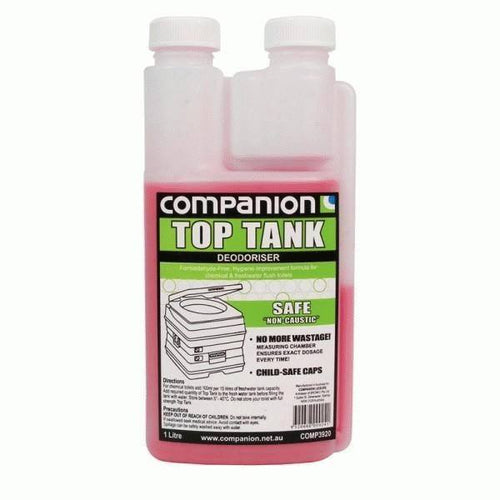 TOP TANK DEODORISER -  - Mansfield Hunting & Fishing - Products to prepare for Corona Virus