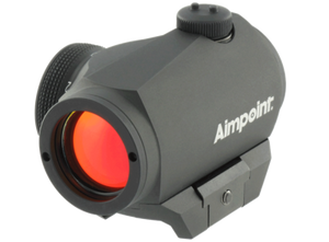 AIMPOINT MICRO H-1 2MOA INCL WEAVER MOUNT - Hunting Supplies - Mansfield Hunting & Fishing