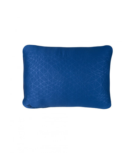 SEA TO SUMMIT FOAM CORE PILLOW LARGE NAVY BLUE